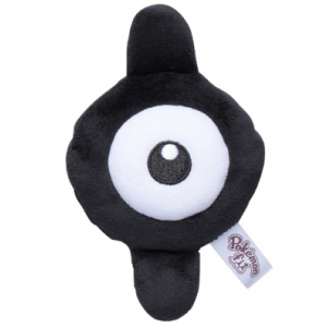 Plush Pokémon fit Unown I