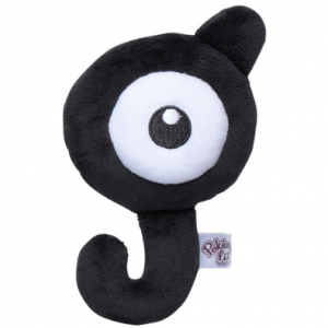 Plush Pokémon fit Unown J Pokemon Center Limited [Goods]