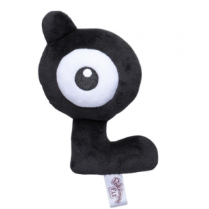 Plush Pokémon fit Unown L