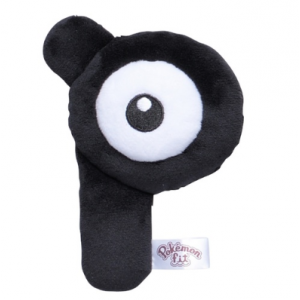 Plush Pokémon fit Unown P Pokemon Center Limited [Goods]