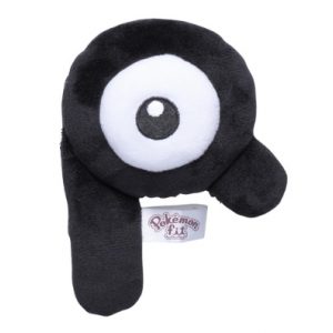 Plush Pokémon fit Unown R