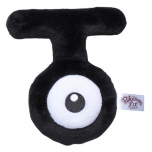 Plush Pokémon fit Unown T Pokemon Center Limited [Goods]
