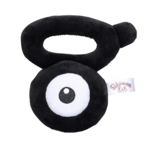 Plush Pokémon fit Unown V