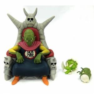 Dragon Ball Museum Collection 6 - Piccolo Daimao & Dokuro tsuki Chair [Banpresto] [Used]