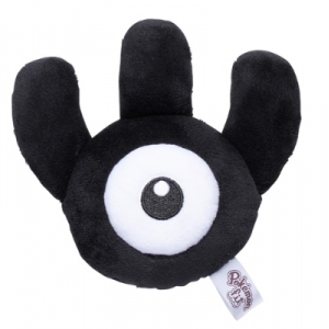 Plush Pokémon fit Unown W Pokemon Center Limited [Goods]