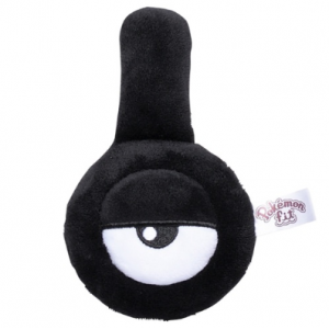 Plush Pokémon fit Unown !