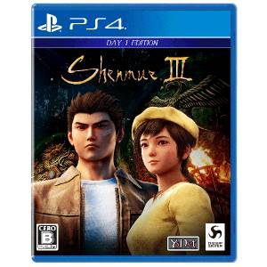 Shenmue III - Retail Day 1 Edition [PS4]