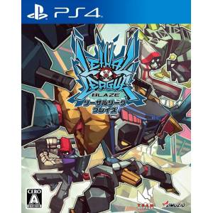 FREE SHIPPING - Lethal League Blaze - Standard Edition [PS4]