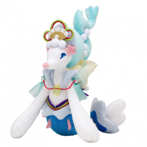 Plush Pokémon Primarina Oceanic Operetta - Pokemon Center Limited [Goods]
