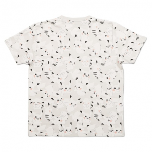 Pokemon - graniph T-shirt Pikachu White Pattern Pokemon Center Limited [Goods / Fashion]