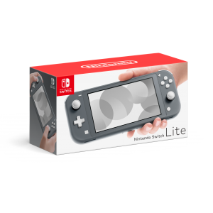 Nintendo Switch Lite Gray Ver. [Brand new]