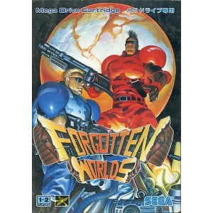 Forgotten Worlds [MD - Used Good Condition]