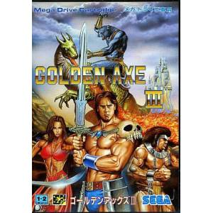 Golden Axe III [MD - Used Good Condition]