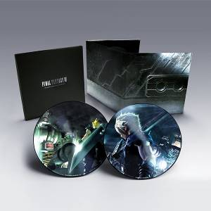 FINAL FANTASY VII REMAKE and FINAL FANTASY VII Vinyl  Limited Box [OST/ Goods]