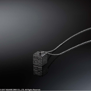 NieR Automata - Silver Necklace Black Box Square Enix limited [Goods]