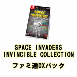 Space Invader Invincible Collection Famitsu DX Pack [Switch]