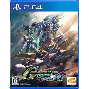 SD Gundam G Generation Cross Rays - Standard Edition [PS4]