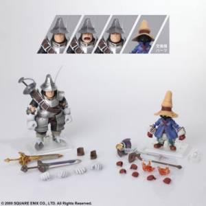 Final Fantasy IX - Vivi & Steiner [BRING ARTS / Square Enix]
