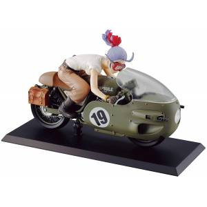 Dragon Ball Z Desktop Real McCoy 03 - Bulma [Megahouse] [Used]