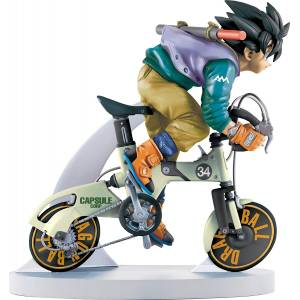 Dragon Ball Kai Desktop Real McCoy 02 - Son Goku [Megahouse] [Used]