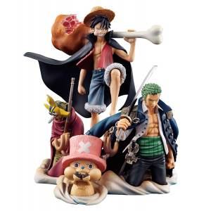 One Piece Desktop Real McCoy 01 [Megahouse] [Occasion]
