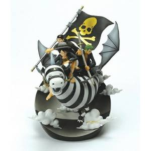 One Piece Desktop Real McCoy 03 - Theater 8 Mastermind Japan ver. [Megahouse] [Used]