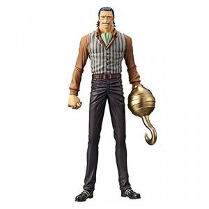 One Piece - Stampede DXF Grandline Vol.4 - Crocodile [Banpresto]
