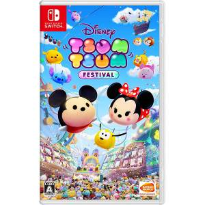 Disney Tsum Tsum Festival - Standard Edition [Switch]