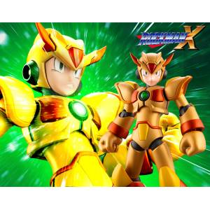 Mega Man X Max Armor Hyper Chip Ver. Plastic Model Limited Edition [Kotobukiya]