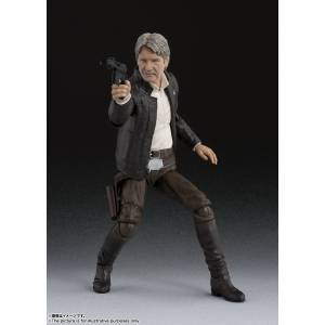 STAR WARS: The Force Awakens - Han Solo [SH Figuarts]