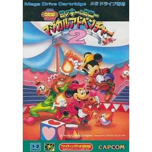 Mickey & Minnie Magical Adventure 2 - The Great Circus Mystery [MD - Used Good Condition]
