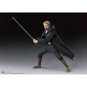 STAR WARS: The Last Jedi - Luke Skywalker Battle of Crait Ver. [SH Figuarts]