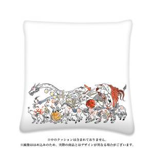 Okami Cushion Cover - e-Capcom Limited [Goods]