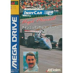 Nigel Mansel Indy Car / Newman Haas Indy Car Featuring Nigel Mansell [MD - Used Good Condition]